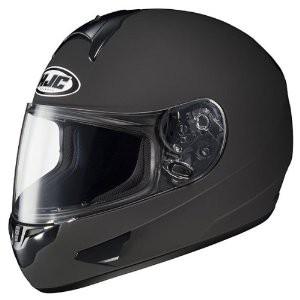 HJC CL-16 motorcycle helmet.