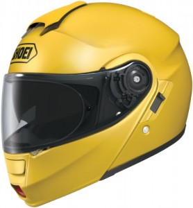 Shoei Neotec (Yellow) - Review